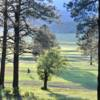 A view from Pendaries Golf & Country Club