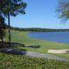 A view of a fairway at Windermere Club