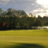 A view of the 3rd hole at Nile Shrine Golf Course