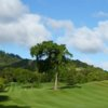 A view of a fairway at Indian Valley Golf Club