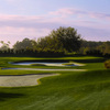 A view of the sixth hole on the North Course at Grand Cypress Resort
