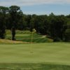 A view of a green at Cranberry Highlands Golf Course