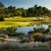 A view over the water from River Course at Kiawah Island Club