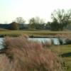A view of a hole with water coming into play at Elm Lake Golf Course