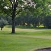 A view of a green at Lochview Family Golf Centre