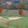 A view of green #3 at Ridges Country Club