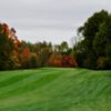 A view from a fairway at Bella Vista Golf Course