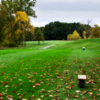 A view from a tee at Bella Vista Golf Course