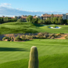 A view from tee #4 at The Stadium Course from TPC Scottsdale.