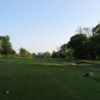 A view from the 6th tee at Cheadle Golf Club