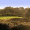 Stunning shot of the 5th at Walmley Golf Club