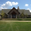 The clubhouse at Blackstone Golf Club