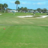 A view from the 8th tee at Barefoot Bay Golf & Recreation Park