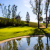 View of a green from the South course at Los Serranos Golf & Country Club