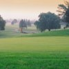 View of a green at Streetsville Glen Golf Club