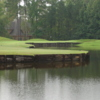 View of the 9th hole and fairway at The Windermere Club