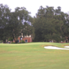 View of the 18th hole at Country Club of Orange Park.