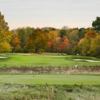 View from the 8th red tee at The Fort Golf Resort