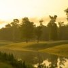 Early morning view from the Byrd course at Sea Trail Golf Resort and Convention Center