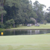 A view of a hole at Sunset Grove Country Club