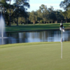 A view of a green at Sunset Grove Country Club