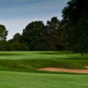 View of a green from The West course at Forest Akers Golf Course