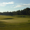 A view of the 11th green at River Bend Links.