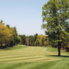View of a fairway at Maplegate Country Club