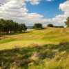 A view of a fairway on Llandridod Wells Golf Course