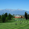 A view from Los Serranos Golf & Country Club