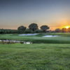 Sunset view from TPC Tampa Bay