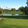 View of a green at Crowne Plaza San Marcos Golf Resort