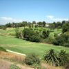 A view from Fullerton Golf Course