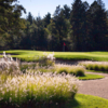 A view of hole #15 at Pine Meadow Golf Club.