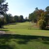 A view of a hole at Northwood Hills Golf Course
