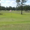 A view of hole #6 at Leesville Golf Course