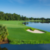 View from the 2nd hole on Disney's Palm Course