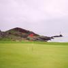 Elie Golf House Club - 10th green ( Photo by Kiel Christianson )
