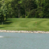A view over the water from Glen Oaks Country Club