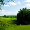 View from the 17th tee at Dauphin Highlands Golf Course