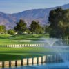 A view of a green at Westin Mission Hills Golf Resort & Spa