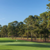 View of the 4th green at Bluejack National (Aidan Bradley/Bluejack National)