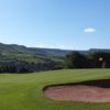 A view of a green at Saddleworth Golf Club