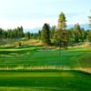 A view from tee #10 at Wilderness Club