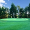 A view of the 8th green at Honey Run Golf & Country Club