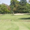 A view of fairway #4 at Plumas Lake Golf & Country Club