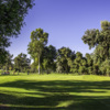 A sunny day view from Wilson at Griffith Park Golf Courses