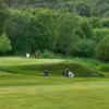 A view of the 12th hole at Dunscar Golf Club