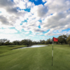 View from a green at Audubon Park Golf Course