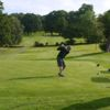 A view from a tee at Breadsall Priory Golf & Country Club